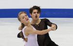 Россияне Степанова и Букин выиграли Гран-при Финляндии в танцах на льду