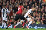 Лига чемпионов, Ювентус - Манчестер Юнайтед, прямая текстовая онлайн трансляция