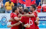 Россия сыграет с Бразилией в полуфинале Межконтинентального кубка