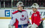 Сорокин будет защищать ворота сборной России в матче с Чехией