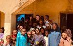Нурмагомедов посетил Нигерию с благотворительной акцией