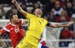 Организаторы матча Лиги наций Швеция - Россия угостили болельщиков глинтвейном