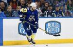 Никита Кучеров признан третьей звездой недели в НХЛ