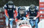 Российские бобслеистки завоевали серебро в соревнованиях двоек на этапе Кубка мира