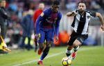 Футбол, Примера, Леванте - Барселона, прямая текстовая онлайн трансляция