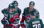 Хоккей. КХЛ, Ак Барс - Металлург Магнитогорск, прямая текстовая онлайн трансляция
