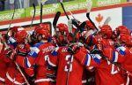 История личных встреч сборных России и США на молодёжных чемпионатах мира