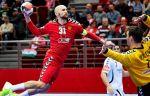 Мужская сборная России сыграла вничью с Германией на ЧМ по гандболу