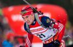 Фийон Майе выигрывает масс-старт в Антерсельве, Фуркад и Логинов остаются без медалей