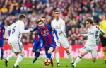 Футбол, Кубок Испании. Полуфинал. Барселона - Реал. Прямая текстовая онлайн трансляция