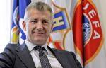 Шукер и президент Федерации футбола Украины стали членами исполкома УЕФА