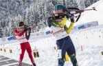 Россияне завоёвывают бронзу в эстафете на этапе Кубка мира в Кэнморе!