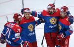 Обнародованы сочетания олимпийской сборной России перед матчем с белорусами