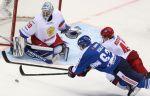 Бобков будет защищать ворота сборной России в матче со Швецией