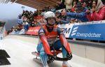 Павличенко завоевал золотую медаль на ЧЕ по санному спорту в Германии