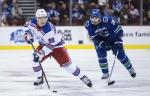 Наместников — вторая звезда дня в НХЛ