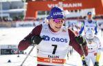 Лыжи. Мужская сборная России выигрывает серебряные медали в эстафете на чемпионате мира!