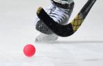 Женская сборная России по бенди выигрывает у Швеции на Универсиаде
