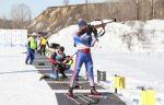 Российские биатлонисты заняли весь пьедестал в гонке преследования на Универсиаде