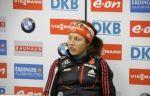 Дальмайер пропустит смешанную эстафету на чемпионате мира по биатлону