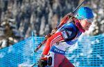 Кузьмина выигрывает спринт на чемпионате мира, Юрлова - восьмая
