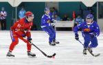 Универсиада-2019. Хоккей с мячом, мужчины, Россия - Швеция, прямая текстовая онлайн трансляция