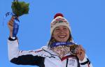 """Олимпийская чемпионка Кузьмина: """"Больше недели лежу и лечусь, и бегаю гонки на ЧМ"""""""