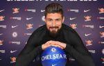 Жиру — лучший игрок недели в Лиге Европы