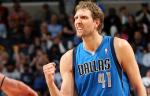Новицки вышел на 6-е место в списке лучших снайперов в истории НБА