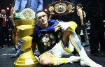 WBA обязала Усика провести защиту титула в поединке c Лебедевым