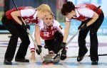 Сборная РФ по кёрлингу потерпела третье поражение на чемпионате мира
