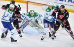 Хоккей. КХЛ, финал конференции Восток, первый матч, Авангард - Салават Юлаев, прямая текстовая онлайн трансляция