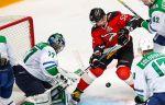 Хоккей. КХЛ, финал конференции Восток, третий матч, Салават Юлаев - Авангард, прямая текстовая онлайн трансляция