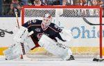 Бобровский - вторая звезда марта в НХЛ