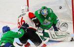 Хоккей. КХЛ, финал конференции Восток, пятый матч, Авангард - Салават Юлаев, прямая текстовая онлайн трансляция