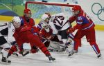 Сборная России проиграла Канаде на чемпионате мира по хоккею