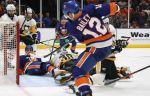 Хоккей. НХЛ, 1/8 финала, второй матч, Нью-Йорк Айлендерс - Питтсбург, прямая текстовая онлайн трансляция