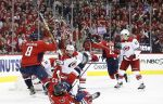 Хоккей. НХЛ, 1/8 финала, второй матч, Вашингтон - Каролина, прямая текстовая онлайн трансляция