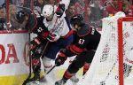Хоккей. НХЛ, 1/8 финала, шестой матч, Каролина - Вашингтон, прямая текстовая онлайн трансляция