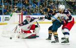 Хоккей. НХЛ, полуфинал конференции Восток, первый матч, Бостон - Коламбус, прямая текстовая онлайн трансляция