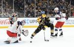 Хоккей. НХЛ, полуфинал конференции Восток, второй матч, Бостон - Коламбус, прямая текстовая онлайн трансляция