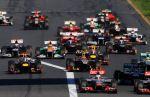 Хемилтон выиграл Гран-при Испании. Квят девятый