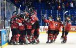 Хоккей. ЧМ-2019, полуфинал, Канада - Чехия, прямая текстовая онлайн трансляция