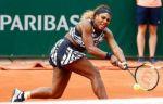 Серена Уильямс прошла в третий круг Открытого чемпионата Франции