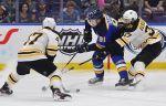 Хоккей. НХЛ, финал, пятый матч, Бостон - Сент-Луис, прямая текстовая онлайн трансляция