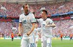 Россия с минимальным счётом обыграла Кипр