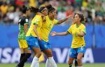 Футбол. ЧМ-2019, женщины, Австралия - Бразилия, прямая текстовая онлайн трансляция