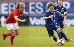 Футбол, ЧМ-2019, женщины, Япония – Англия, прямая текстовая онлайн трансляция