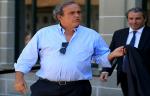 Бывший глава УЕФА Платини освобожден после допроса
