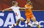 Футбол, ЧМ-2019, женщины, Нидерланды – Канада, прямая текстовая онлайн трансляция